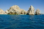 Mexico - Cabo San Lucas - Rocks And Beaches — Stock Photo