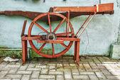 Rusty Industrial Equipment — Stock Photo
