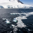 Sea Ice Off The Coast Of Antarctica — Stock Photo #46039979