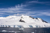 Blue Sky In Antarctica — Foto de Stock