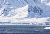 Coastline of Antarctica — Stock Photo