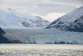 Chile - Amalia Glacier Scenery — Stock Photo