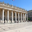 Main theater of Bordeaux, France — Stock Photo