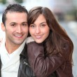 Young couple — Stock Photo #18226563
