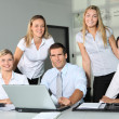 Group of business meeting in the office - Foto Stock