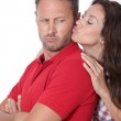 Couple in a bad mood — Stock Photo #18264597