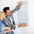 Do you like this color for the wall — Stock Photo #27877993