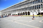 Piazza San Marco in Venice — Stock Photo