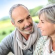 Loving senior couple — Stock Photo #35319059