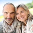 Loving senior couple — Stock Photo #35319097