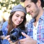 Photographers — Stock Photo
