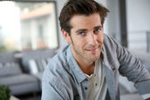 30-year-old man — Stock Photo