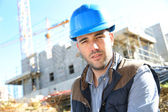 Onstruction manager — Stock Photo