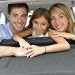 Family ready for vacation — Stock Photo #38966145