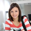 Student girl — Stock Photo #41328553