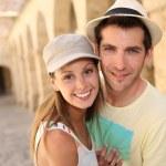 Couple traveling — Stock Photo #47818279