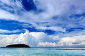 Paysage marin bel été — Photo