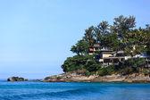 Playa de verano hermoso — Foto de Stock
