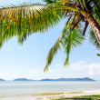 Perfect thai beach with a white sand — Stock Photo #26853255