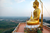 Statue of Buddha in Wat Tiger Cave — Stock Photo