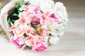 Wedding bouquet. — Stock Photo