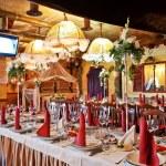 banquete de bodas — Foto de Stock   #5741975