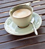 Kaffeetasse. — Stockfoto