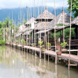 Doo doi sua Resort — Stock Photo