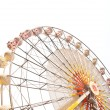 Ferris wheel . — Stock Photo
