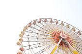 Ferris wheel . — Stock fotografie