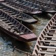 Stock Photo: Wooden boat