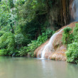 Stock Photo: Phu Sang waterfall.Unseen inThailand