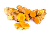 Tumeric. — Stock Photo