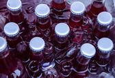 Strawberry juice. — Stock Photo