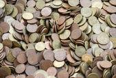 タイの硬貨. — ストック写真