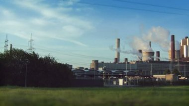 Power Station — Stock Video #13147214
