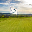 Foto Stock: Golf putting green