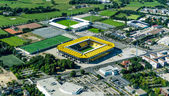 Aerial View of Stadium Alemannia Aachen Tivoli — Stock Photo