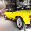 Porsche 914-6 GT - Stok fotoraf