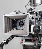 Cinema movie camera — Stock Photo