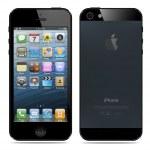 New Apple iPhone 5 — Stock Photo #13403726