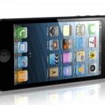 New iPhone 5 — Stock Photo #14619161