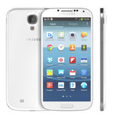 Samsung Galaxy S4 — Stock Photo