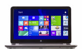 Windows 8.1 on HP Pavilion  Ultrabook — Photo