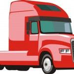 Cargo car — Stock Vector #27016881