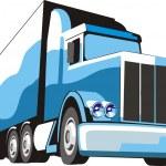Truck — Stock Vector #34424915
