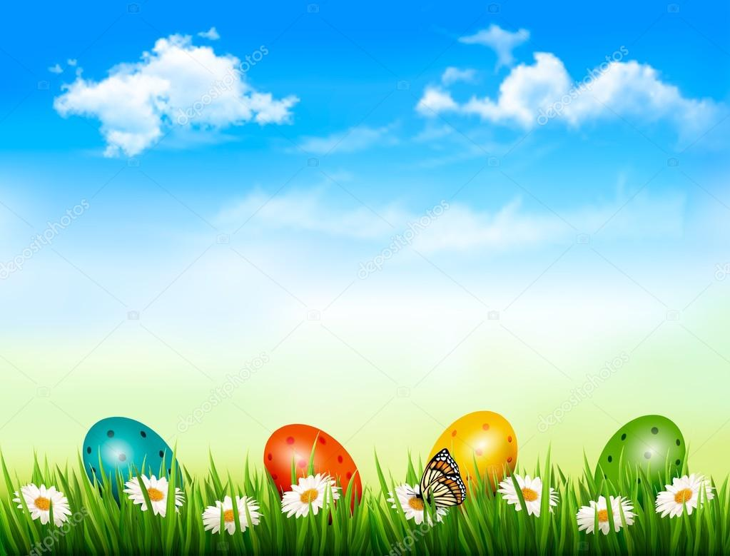 Christian Easter Background Stock Photos and Images