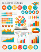 Education infographics. Vector. — Vecteur