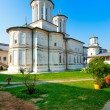Horezu monastery in Romania — Stock Photo