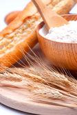 Pane da vicino — Foto Stock